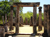 Polonnaruwa Quadrangle 4