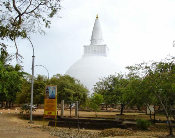 Ruwanwelisaya Dagoba