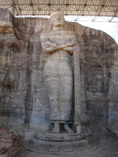 Stende Buddha