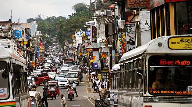 Trafik Sri lanka