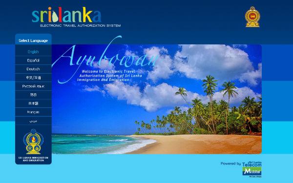 Visum regler Sri Lanka 2019 – guide til bestilling af visum