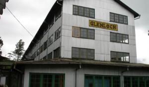 Te plantager og gamle te fabrikker