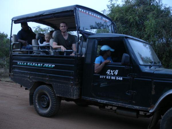 Vores Jeep