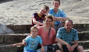 Alice og familien