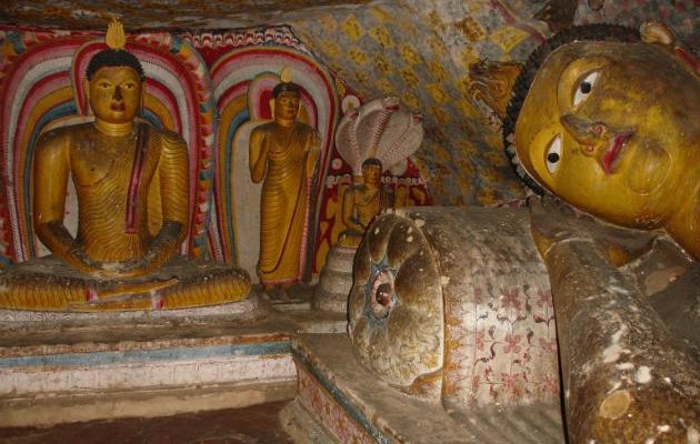 Priserne på de populære seværdigheder på Sri Lanka