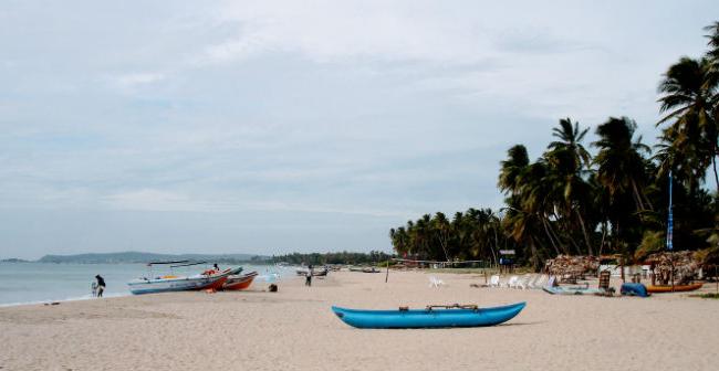 De 8 bedste strande på Sri Lanka