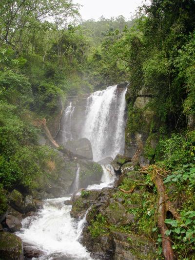 Vandfald Sri Lanka