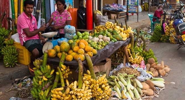 Værd at vide om mad, drikkevarer og etikette på Sri Lanka
